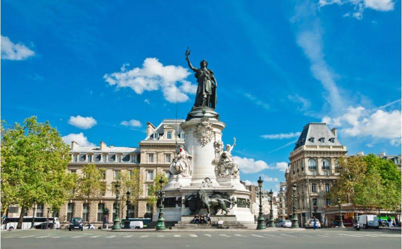 place republique paris