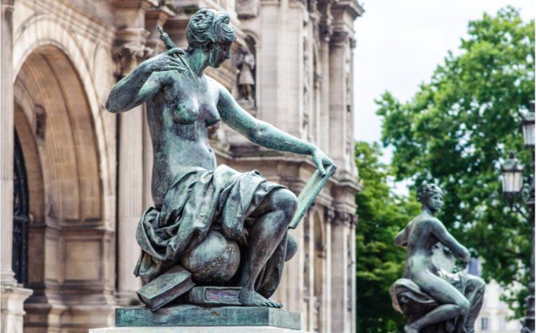 sculpture hdv paris