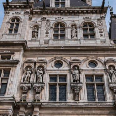 statues hdv paris