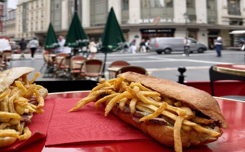 Street Food : La Baguette du Relais revisite un grand classique !
