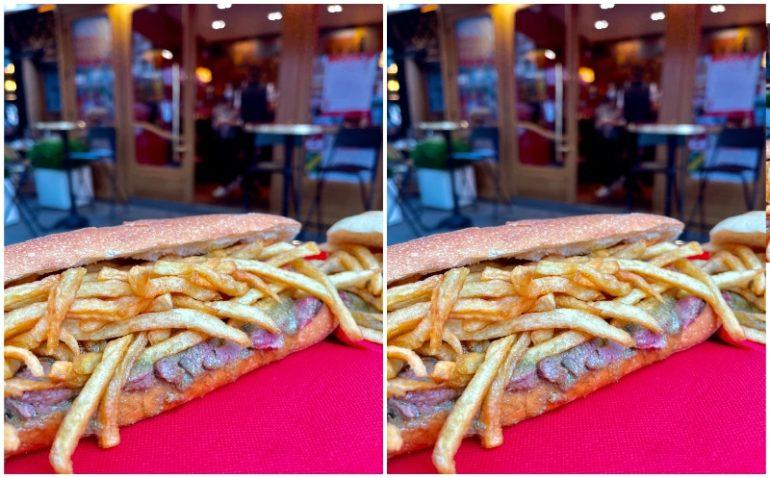 le sandwich parisien la baguette du relais