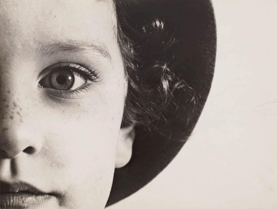 Lotte (Eye) 1928 MAX BURCHARTZ
