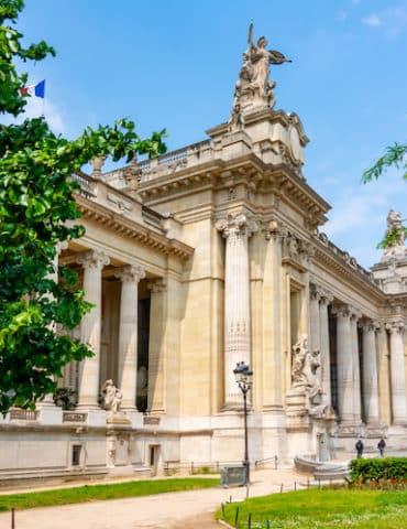 grand palais fresque