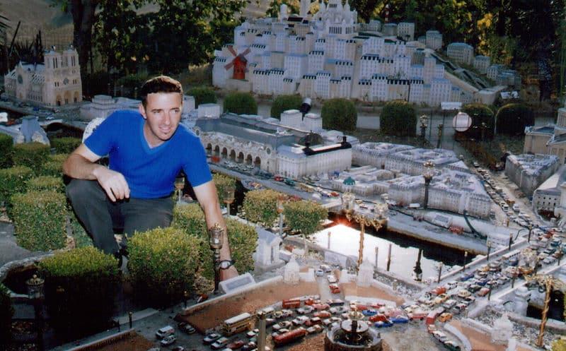 PORTRAIT : Gérard a recréé Paris en miniature