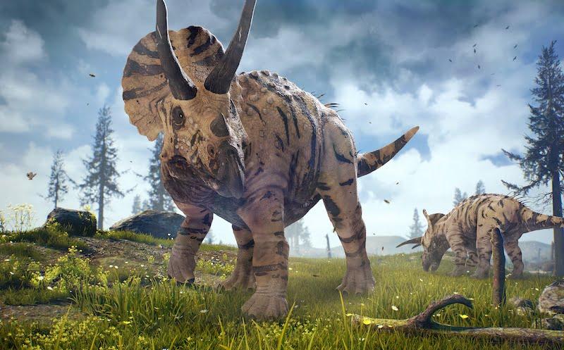 triceratops big john paris