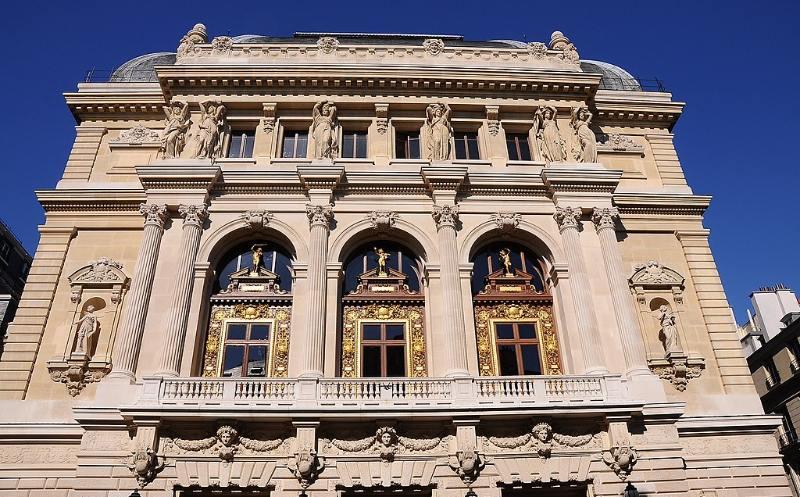 La pépite culturelle : l'Opéra Comique de Paris
