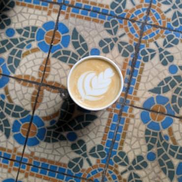 café nuances