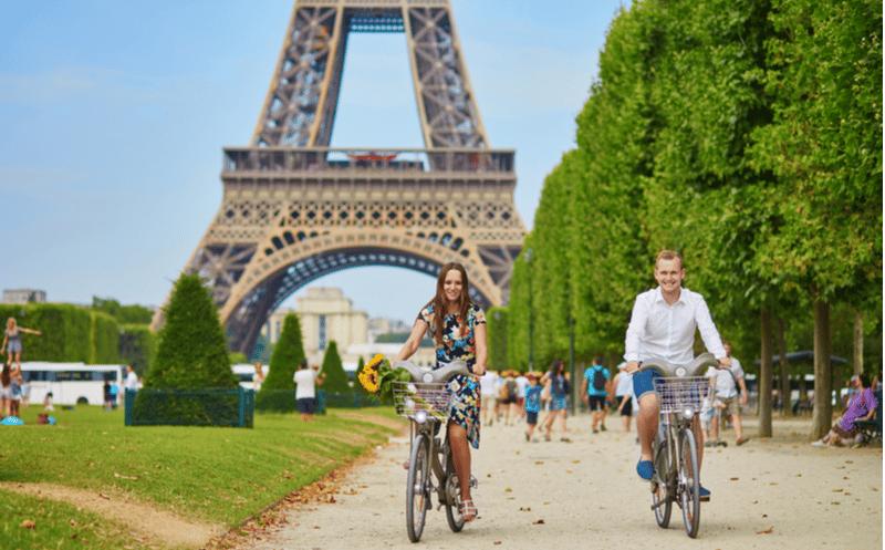 cyclistes paris